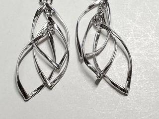 Silver Earrings  EC25 9   D2