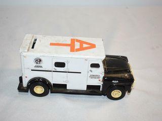 ERTl 1969 GMC Armoured Truck  used
