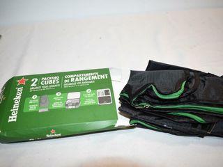 2  Heineken Packing Cubes
