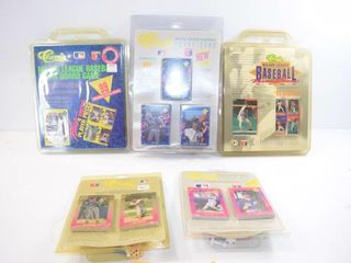 ClASSIC MlB Trivia Game Board Cards