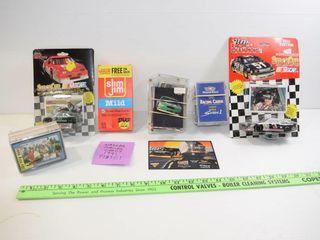 NASCAR Dale Earnhardt car  93 cards