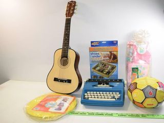 Grouping Toys  games  child s guitar etc