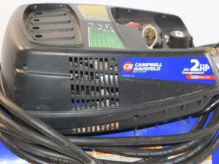 CAMPBEll HAUSFElD 2HP Compressor