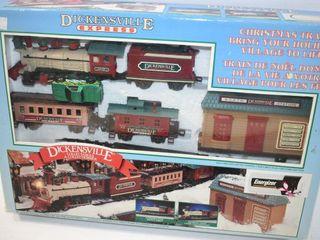 Dickensville Express Train
