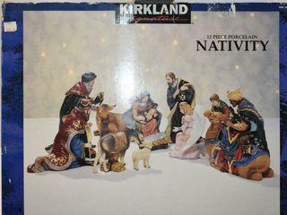 Kirkland Signature Nativity Scene