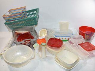 Plastic Kitchenware s