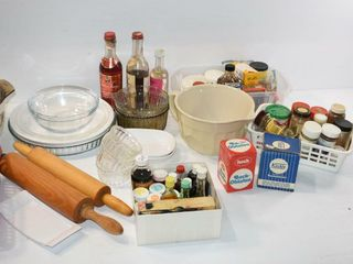 Baking Ingredients and Accessories
