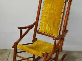 Spindle Rocking Chair