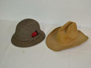 2  Hats   Size Small and 7 1 4