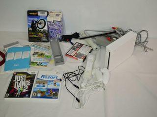 Wii Game System  Tie Dye Kit
