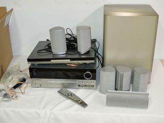 Harmon Kardon Surround Sound System with DVD