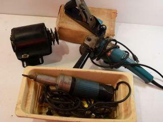 Tools  Rewound motor  Etc