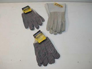 3pr Gloves