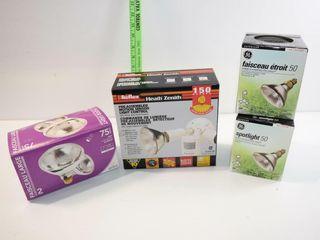 REFlEX Motion light and Flood Bulbs