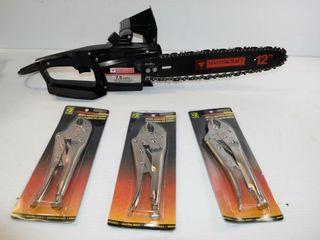MASTERCRAFT 12  Chain Saw   Pliers