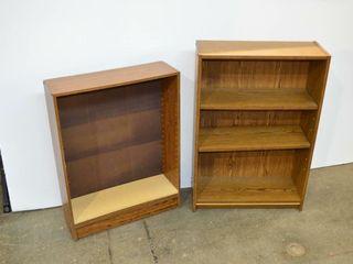 2  Small Shelves