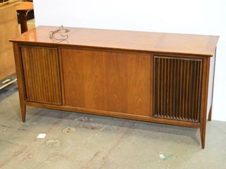 RCA Console Stereo System