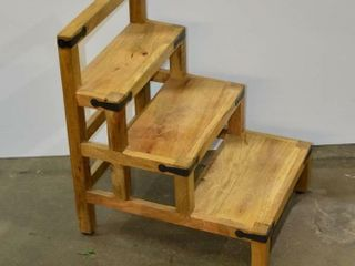 Tiered Plant Stand  17  x 21  x 24 h