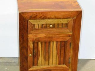 Wooden Cabinet  18  x 12  x 24 h