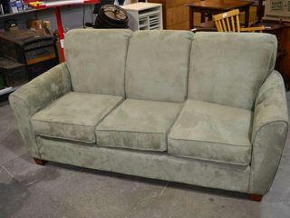 Upholstered Sofa  78  long