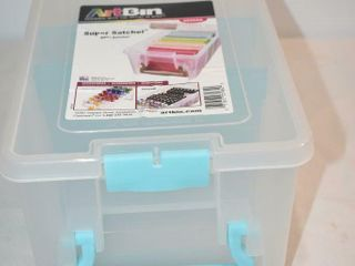 Art Bin with Dividers