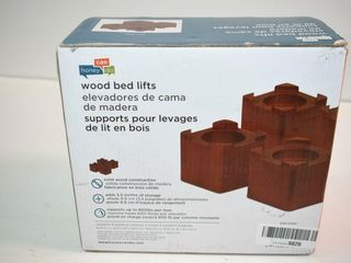 Wood Bed lifts