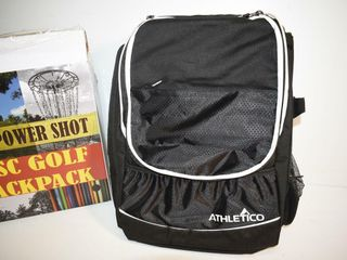 Athletico Back Pack
