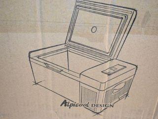 Alpicool Portable Fridge Freezer