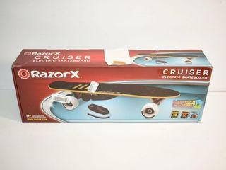Razor X Electric Skateboard