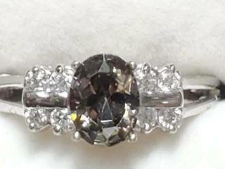 Silver Mystake Ring  Size 7   EC25 46   D2