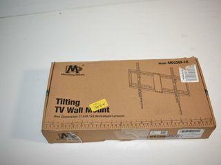 Tilting TV Wall Mount  max 132lb 37 70