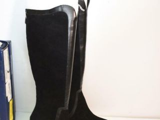 Adrienne Vittadini Dress Boot Sz 7 5