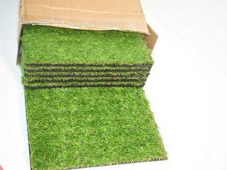 6  Grass Tiles 12  x12