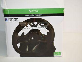 Xbox and Windows Racing Wheel Overdrive