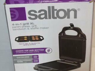 SAlTON 4 in 1 Grill
