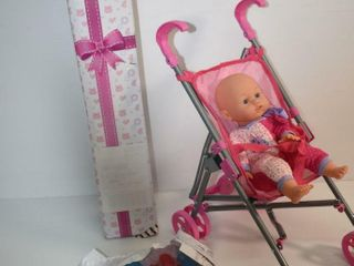 Dream Collection Doll Stroller  etc