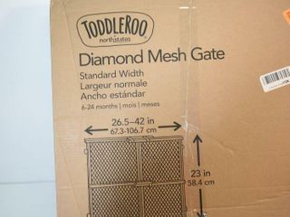 Toddleroo Mesh Gate