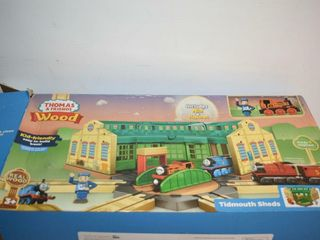 Thomas and Friends Wood Tidmouth Sheds