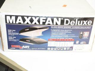 Maxxfan Deluxe white