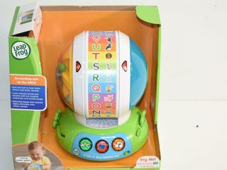 leap Frog Spin and Sing Alphabet Zoo