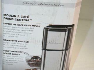 Cusinart Coffee Grinder