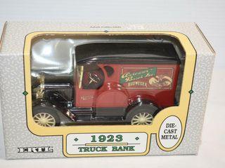 ERTl 1923 Truck Bank Die Cast 1 25 Scale