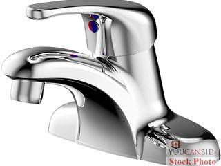 ENZO RODI Single Handle 4 inch Centerset Bathroom