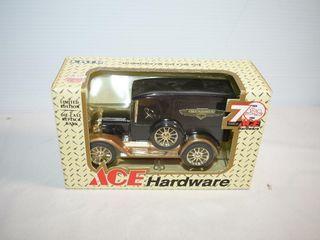 ERTl Die Cast Vintage Chevrolet Delivery Van