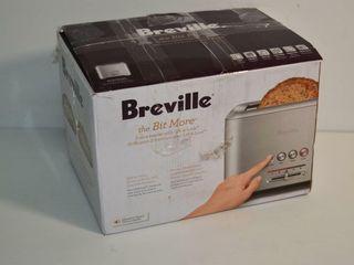 Breville 2 Splice Toaster