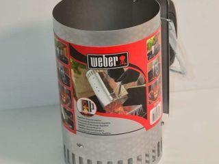 Weber Rapid Fire Chimney Starter