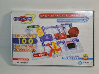 Snap Circuits Jr  Project Kit