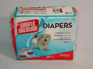 Doggie Diapers   Small