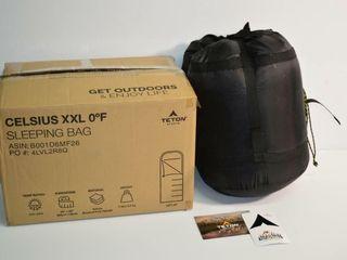 Teton Sports XXl Sleeping Bag