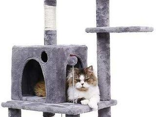 Ohana Cat Condo   Grey